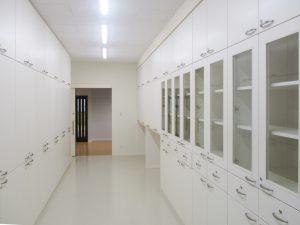 実習準備室(4F)