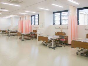 看護実習室(4F)