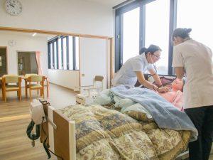 在宅看護実習室(4F)